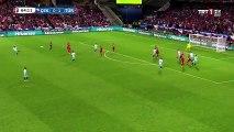 Türkiye - Çek Cumhuriyeti maçında Ozan Tufan'dan 2-0'lık galibiyeti getiren gol