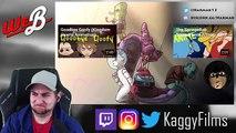 SPONGEBOB NEEDS TO BE AN ANIME!! | Kaggy Reacts to The SpongeBob SquarePants Anime - OP 2