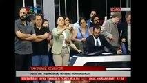 İMC TV ve Hayatın Sesi TV'nin ekranı polis baskınıyla karartıldı!