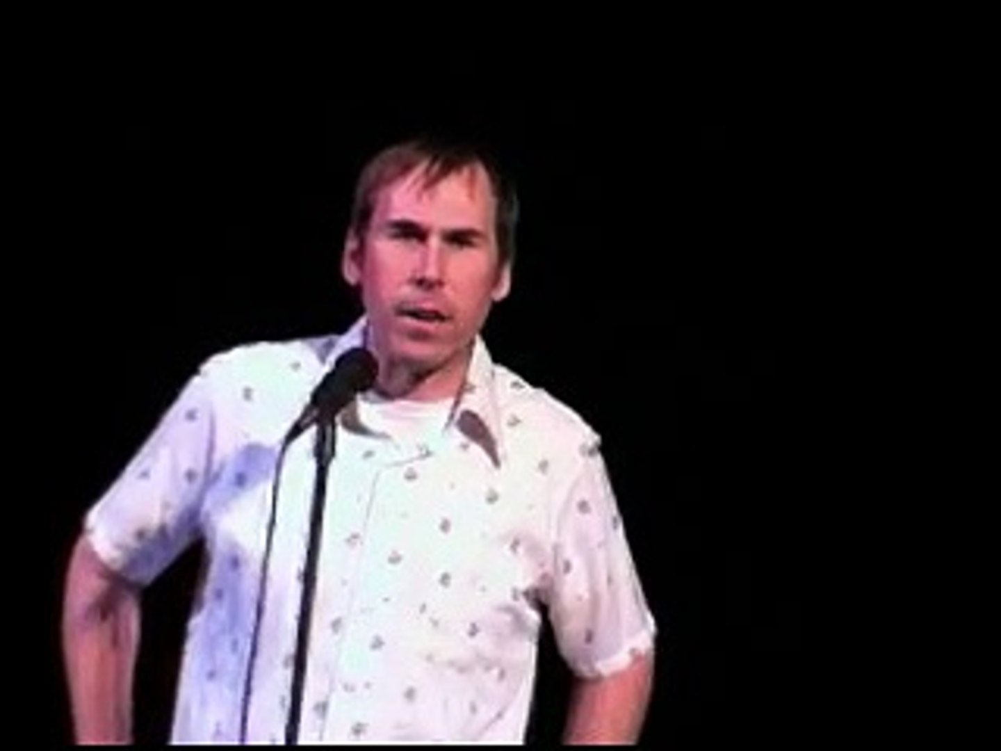 Atheist Stand Up Comedy