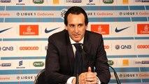 """PSG Champion - Emery : """"Casser la porte en Ligue des Champions"""""""