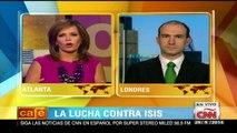 """La lucha contra ISIS """"será de larga duración"""", según analista"""