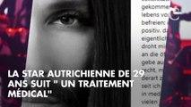 Conchita Wurst, menacé de chantage, révèle sa séropositivité