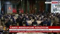 Cumhurbaşkanı Erdoğan: İt ürür kervan yürür, biz yolumuza devam ediyoruz