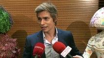 Carlos Baute, enamorado de sus dos hijos Markuss y Liene