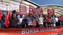 İstanbul'daki ana darbe davasının üçüncü duruşmasında 'idam isteriz' sloganları