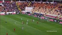 Evkur Yeni Malatyaspor 1 - 1 A. Alanyaspor Maçın Özeti ve Golleri