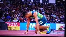 İşte Ramil Guliyev'in altın madalya kazandığı erkekler 200 metre yarışı