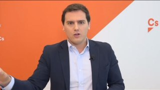 Rivera Rajoy tiene los pies de barro para echar a