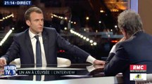 """Bourdin déclare que Bernard Arnault est """"l'ami"""" de Macron - ZAPPING ACTU DU 16/04/2018"""