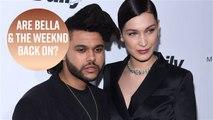 Bella Hadid & The Weeknd spark romance at Coachella