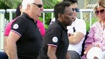 Pelé acredita na recuperação de Neymar para a Copa