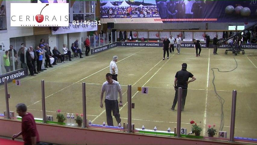La finale, Trophée Cerifrais, l'Arbresle 2018