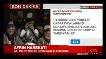 Cumhurbaşkanı Erdoğan: ÖSO terör örgütü değil, Kuvayı Milliye gibi sivil bir oluşumdur