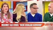 Ali Eyüboğlu'ndan Mehmet Ali Erbil'e: Beğendiği kadınlara...