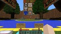 142.Minecraft- Kangaroo Love Modded Hunger Games - Lucky Block Mod - Modded Mini-Game