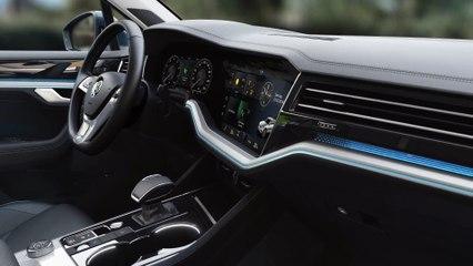 Volkswagen Touareg Innovision Cockpit