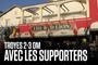 Troyes - OM (2-3)   La victoire avec les supporters
