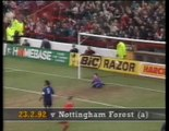 Nottingham Forest - Chelsea 22-02-1992 Division One