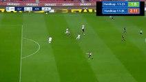 Dennis Epstein Goal HD -  Olympiakos Piraeus1-1Kerkyra 16.04.2018