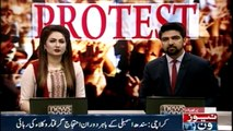 Arrested during a protest outside the Sindh assembly Karachi lawyers released