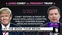 James Comey Saved His Biggest Surprises for His Book's Smallest Details