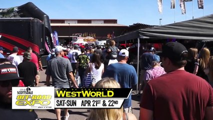 City of Scottsdale Off-Road Expo presented by Nitto Tire 2018