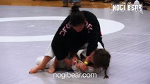 GIRLS GRAPPLING Jenny Lofaro vs Gillian Silver REMASTERED Classic Female Gi Submission Grappling! The Good Fight 03.14.15