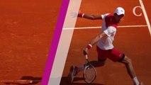 PHOTOS. C'est trop mignon ! Novak Djokovic partage un entraînement avec son fils