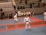 kata kankodai championnat national de karate maroc senior kata