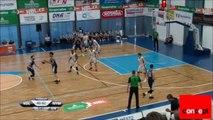 Czech Basketball: Kolin vs. Nymburk 2018 Czech NBL Season Full Game (14.4.18) [2/2]