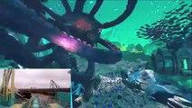 Kraken Unleashed Full POV VR Roller Coaster Virtual Reality Onride SeaWorld Orlando 2017