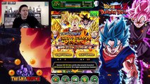 NEW GLOBAL UPDATE! Double SSR Rate Rising Dragon Carnival Banner   Dragon Ball Z Dokkan Battle