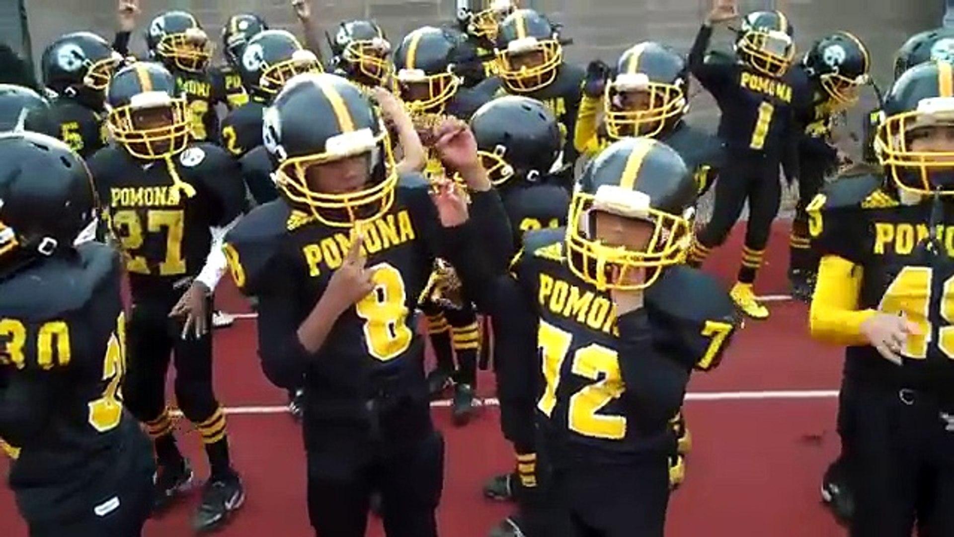 77d067dd SYFL Jr. Clinic 10-0 P-Town Steelers.