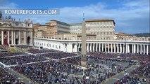El Papa celebrará el Domingo de la Divina Misericordia con Misioneros de la Misericordia