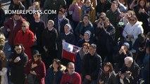 Papa en el Ángelus: Las victorias obtenidas con violencia son falsas victorias