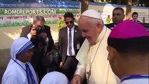 El Papa concluye su viaje a Bangladés con una visita a la casa de Madre Teresa de Calcuta