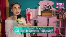 Entrevista a Mercedes Lambre - Emma - Heidi Bienvenida a Casa - Mundonick Latinoamérica