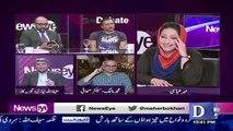 Heated Debate B/w Kashif Abbasi & Hafeez Ullah Niazi