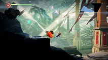 Strider gameplay PS4