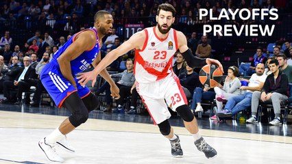 Playoffs Preview: KIROLBET Baskonia Vitoria Gasteiz