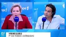 Virginie Calmels, 1ère vice-Présidente des Républicains, et 1ère adjointe au Maire de Bordeaux.