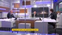 """Frappes en Syrie : Jean-Yves Le Drian défend """"une nécessité d'agir vite et parfois par surprise"""""""