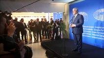 Déclaration du président du parlement européen Antonio Tajani, à la suite du débat entre le président Emmanuel Macron et les députés européens