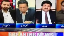 Hamid Mir Annoyed By A Fake Tweet Circulating On Social Media Against CJ By His Name