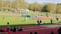 FINAL U8 U9 Fontainebleau contre Cesson victoire de CESSON
