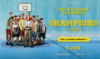 CHAMPIONS : BANDE ANNONCE 1