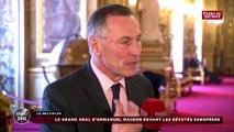 "Jean-Marie Bockel: Emmanuel Macron creuse éson sillon européen"""