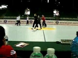 Entraînement Allemagne handball