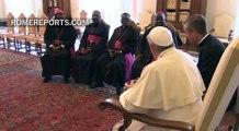 Francisco agradece a obispos de Malawi el trabajo con enfermos de SIDA